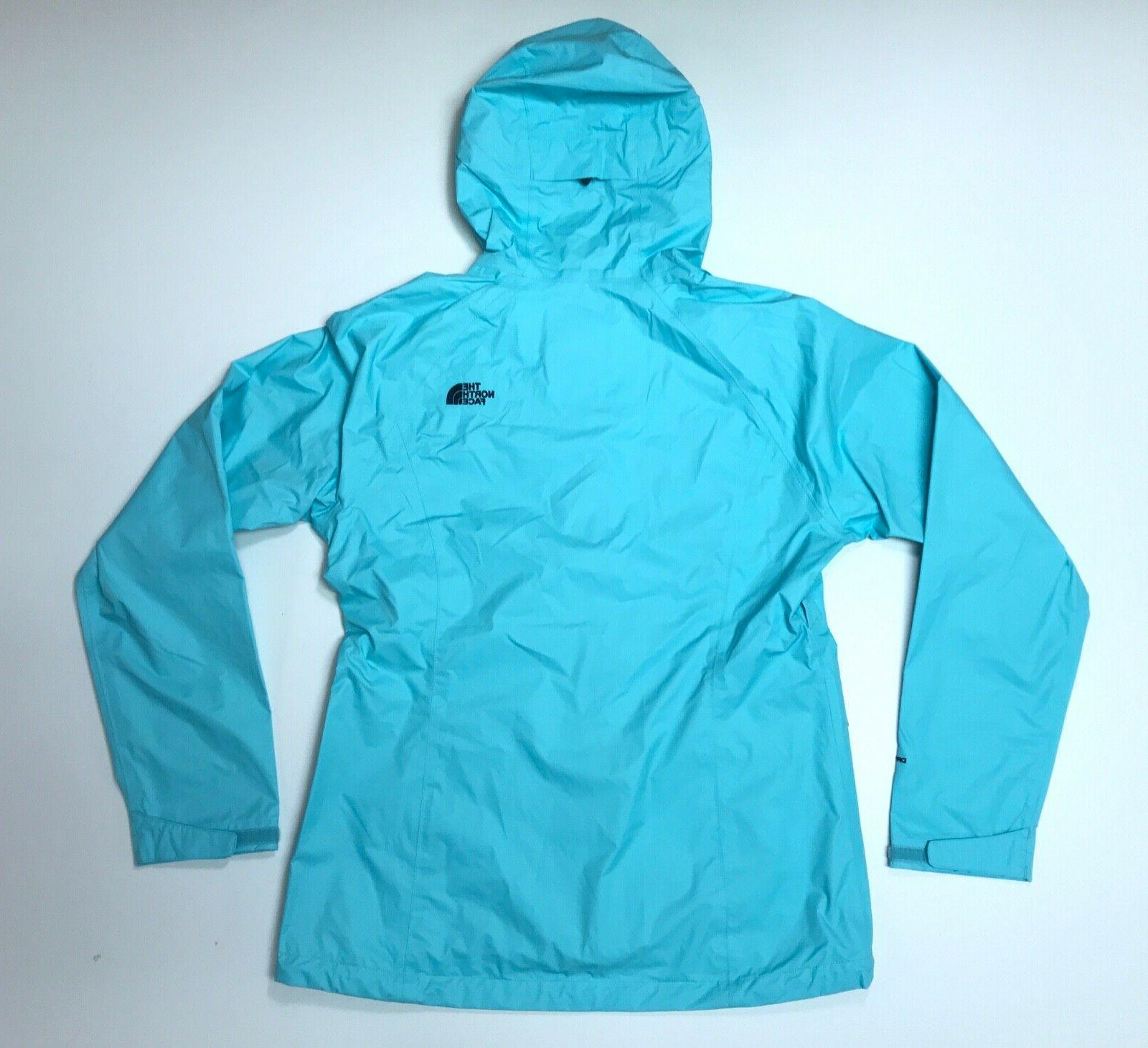 The Face Venture Rain Jacket Blue