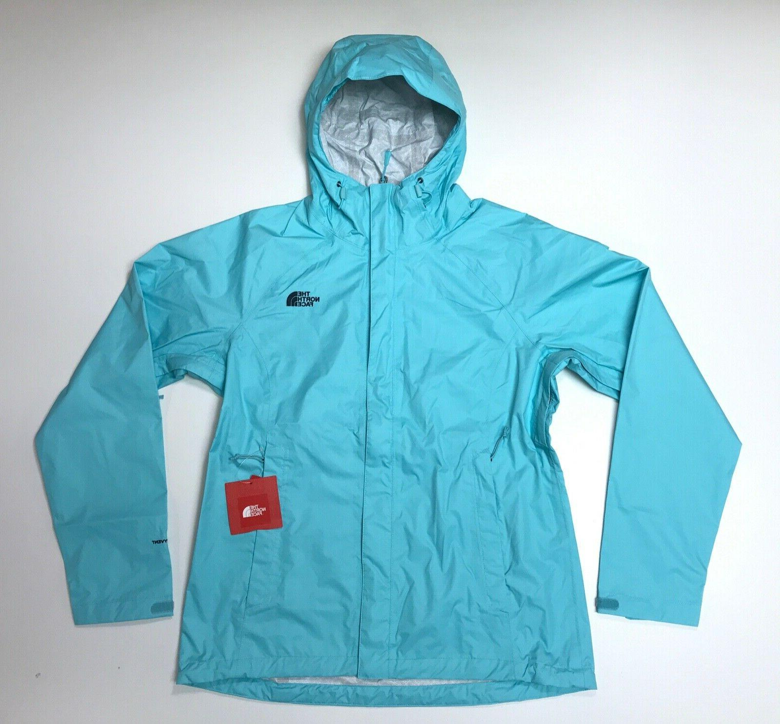 women s venture rain jacket mint blue