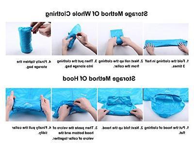 Zeagoo Women's Waterproof Outdoor Dark Blue