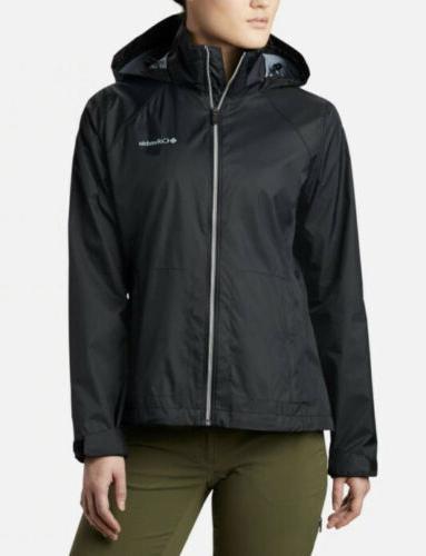 women switchback iii adjustable waterproof rain dark