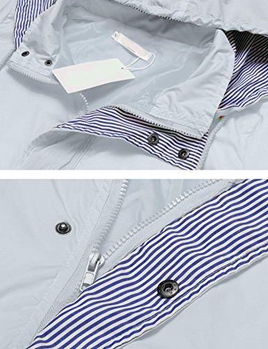 Zeagoo Packable Outdoor Jacket,Style