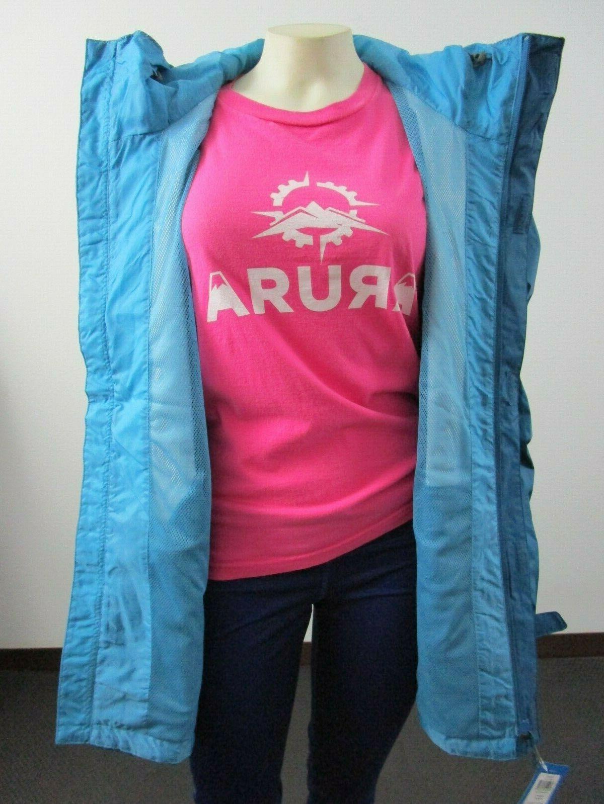 Womens 1X-2X Timber Pointe Rain Jacket