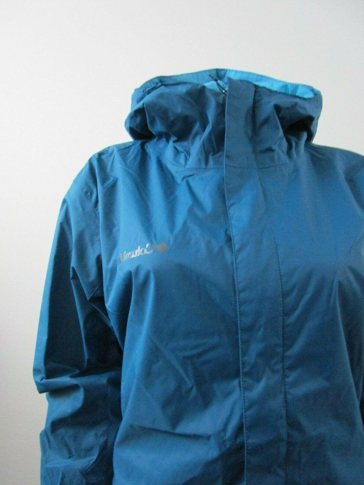 Womens Columbia Pointe Rain Jacket