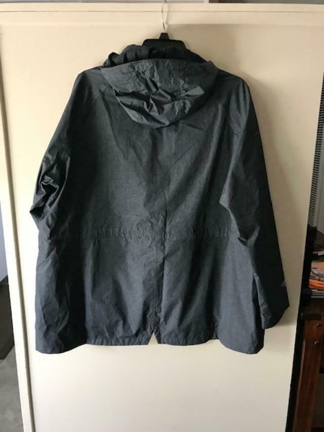 COLUMBIA Womens Plus Laurelhurst Park Jacket -- 3X -- Gray --