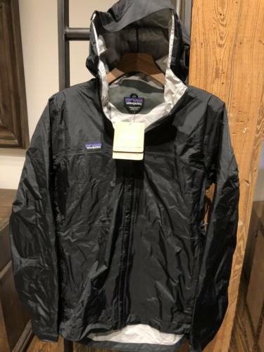 womens torrentshell rain coat jacket xl h2no
