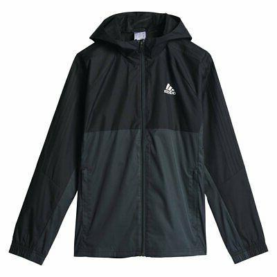 youth tiro 17 soccer rain jacket ay2888