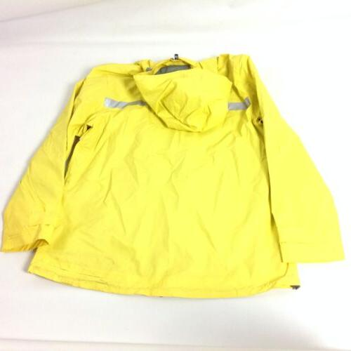 Charles River Apparel Z1 Long Yellow L NWD