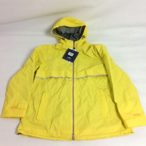 z1 womens rain jacket hooded long sleeve