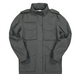 Nike Lab NikeLab M65 Gore-Tex GTX Military Rain Jacket Grey