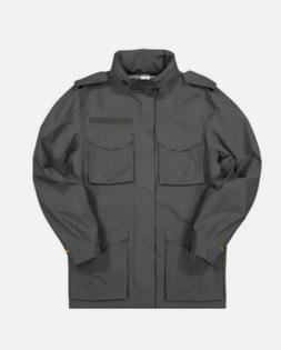 Nike NikeLab M65 Gore-Tex GTX Military Rain Jacket Grey Mens
