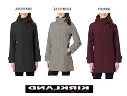 Kirkland Signature Ladies' Trench Rain Jacket