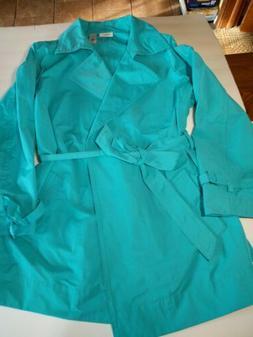 Liz & Co ladies plus size 2x rain jacket .