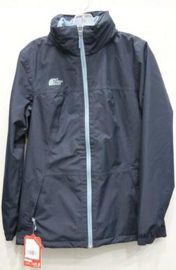 The North Face Louisa Fleece-Lined Rain Jacket, WOMEN'S, NAV