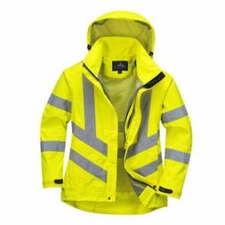 Portwest LW70 Class 3 Hi-Vis Ladies Breathable Reflective Ta