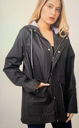 Mackintosh Womens Anorak Windbreaker Rain Jacket w/ pockets