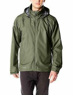 adidas Outdoor Men's 2 Layer Wandertag Solid Jacket