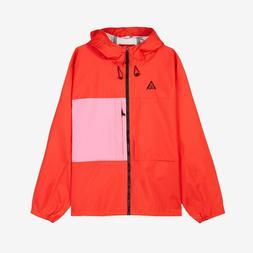 Nike Men's ACG Waterproof Packable Hooded Rain Jacket  - Siz