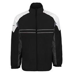 Reebok Men's Athletic Performance Rain Jacket Black 4XL