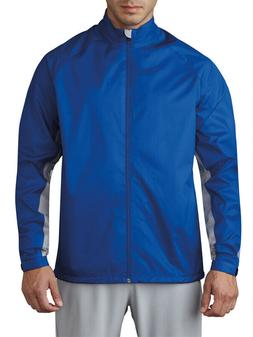 adidas Men's Climastorm Provisional II Rain Jacket - Blue Gr