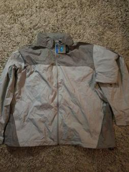 men s glennaker lake rain jacket nwt