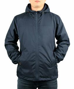 iLOVeSIA Men's Lightweight Rain Coat
