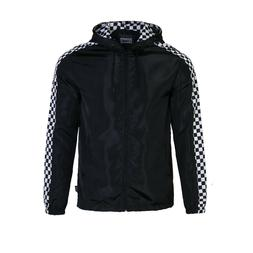 Beautiful Giant Men's Lightweight Windbreaker Jacket With Fr