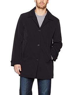 Calvin Klein Men's MEELR7AT0008 Single Breasted Raincoat 3/4
