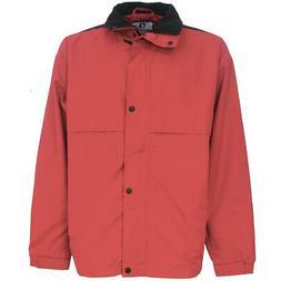 IXSPA Men's Microfiber Waterproof Rain Jacket,  Brand New