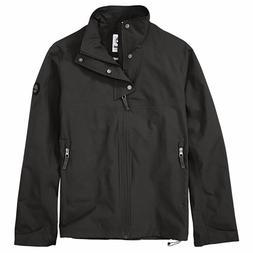 Timberland Men's MT. Crescent Waterproof Black Rain Jacket S