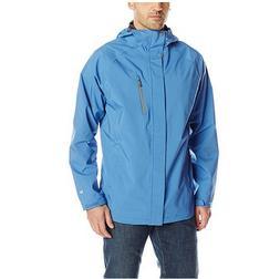 White Sierra Men's Rain Shell Waterproof Jacket Light Breath