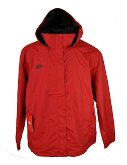 The North Face Men's Resolve 2 Rain Jacket Red Mens Size 2XL