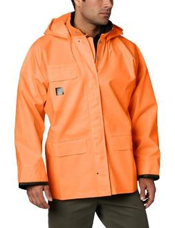 Carhartt Men's Surrey Coat, Orange, S