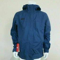 THE NORTH FACE MEN'S VENTURE 2 RAIN JACKET Shady Blue SIZE S
