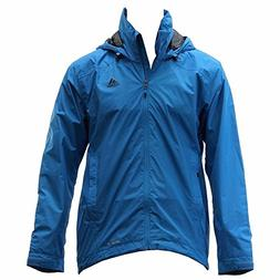 adidas Outdoor Men's Wandertag Jacket, Solar Blue, X-Large