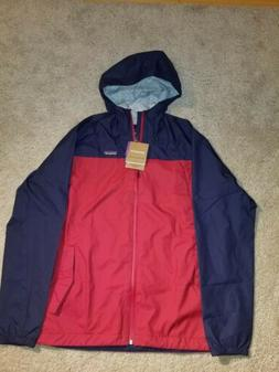 men s waterproof rain jacket nwt medium