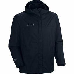Columbia Men's Watertight II Front-Zip Hooded Rain Jacket