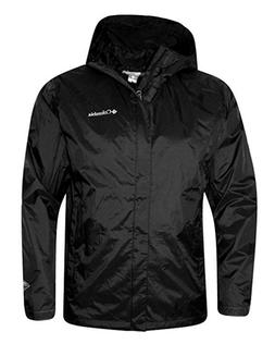 Columbia Mens Big Tall Timber Pointe Waterproof Rain Jacket