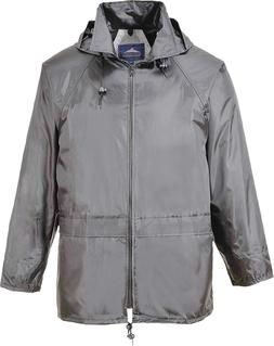 mens classic rain jacket s440 grey
