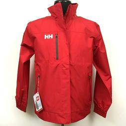 mens marine derry rain jacket sailing red