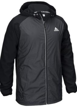 ADIDAS Mens Modern Varsity Woven Jacket Rain High Quality SI