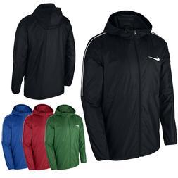 Boys Nike Rain Jacket Waterproof Coat Sports Running Junior