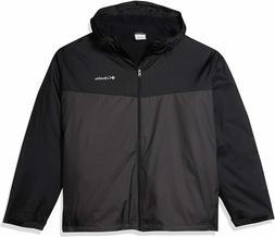 Columbia Men's Sherpa Lined Rain Jacket
