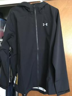 Under Armour Mens Storm Rain Jacket NWT nike adidas oakley t