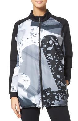 Women's Nike Montage Jacket, Size Small - Black