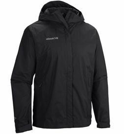New $90 Columbia mens Timber Pointe waterproof hooded rain j