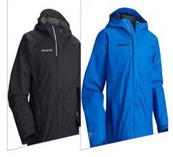 NEW COLUMBIA BOYS' WATERTIGHT RAIN JACKET, XS-S-M-L-XL