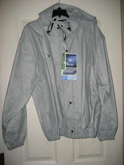 NEW  Men's Classic Pro Action Frogg toggs Rain Jacket Size M