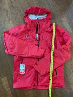 New The North face Men's Fuse Dot Matrix Rain Jacket Size M