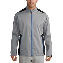 NEW Men's Golf Adidas Climaproof Heathered Rain Jacket - Cho