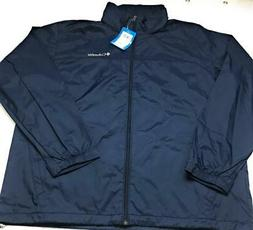 New Columbia Men's Raincreek Falls Water Repellent Hooded Ra